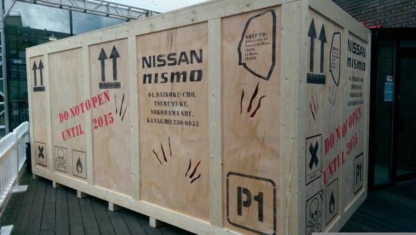 Nissan GT-R LM NISMO, la story (part 1)…   Endurance info