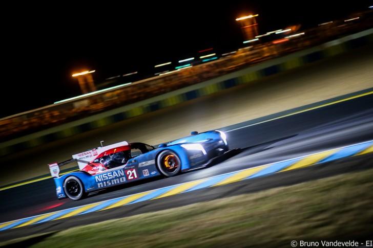 Nissan GT-R LM NISMO, la story (part 6)…   Endurance info