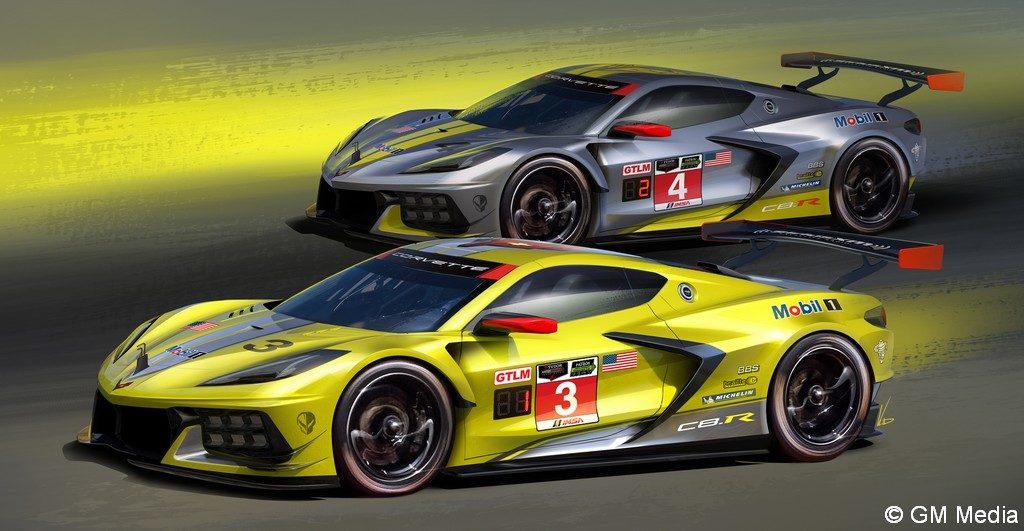 Le Corvette Racing à Daytona par les chiffres   Endurance info