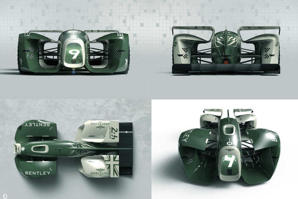 Capture d'écran 2020 05 20 à 10.22.17 1024x684 - Le Mans 2030: the Bentley 9 puts on the Battery Stick tire - Endurance-Info