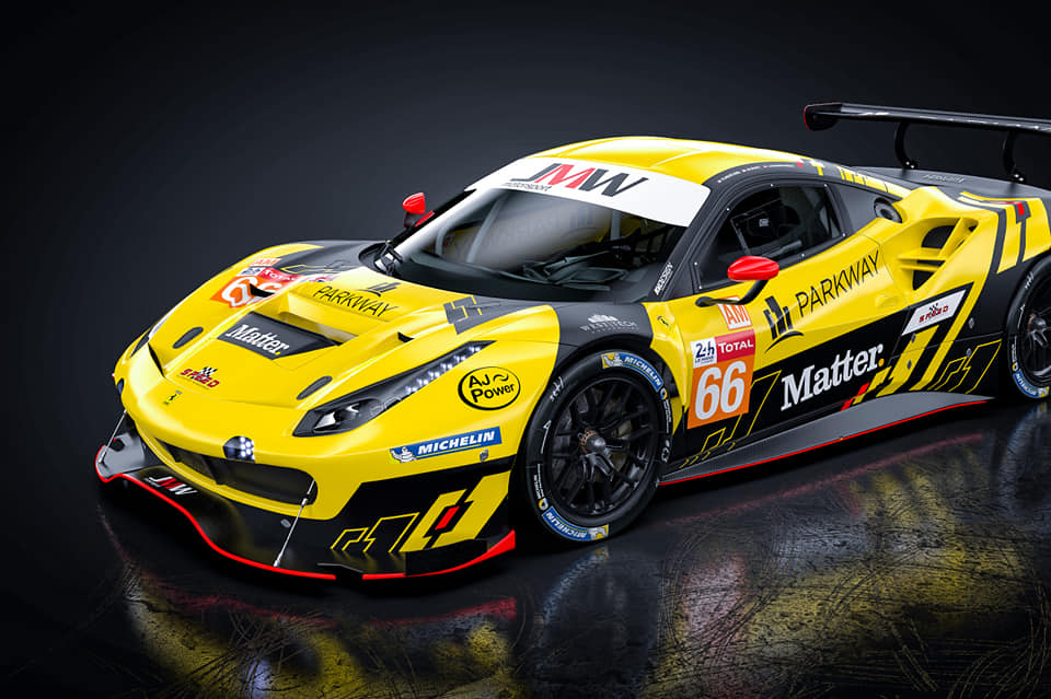 Kissling Motorsport withdraw from motorsport activities
