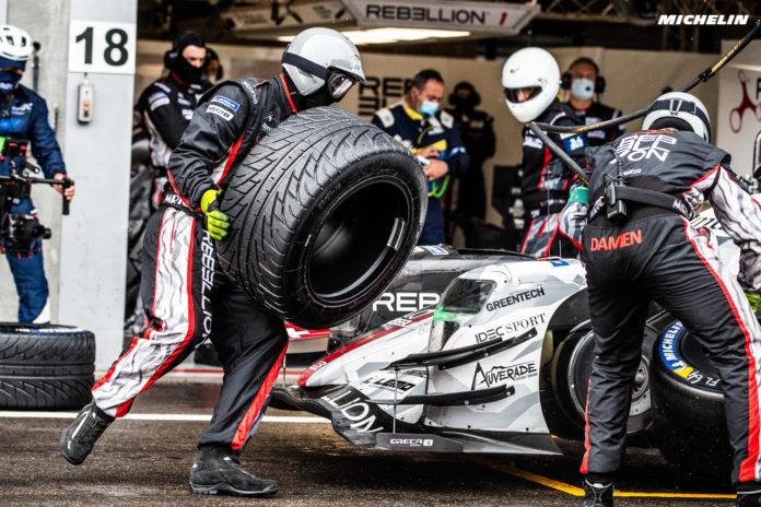 Vidéo : les 24 Heures du Mans 2020 vues par Michelin ...