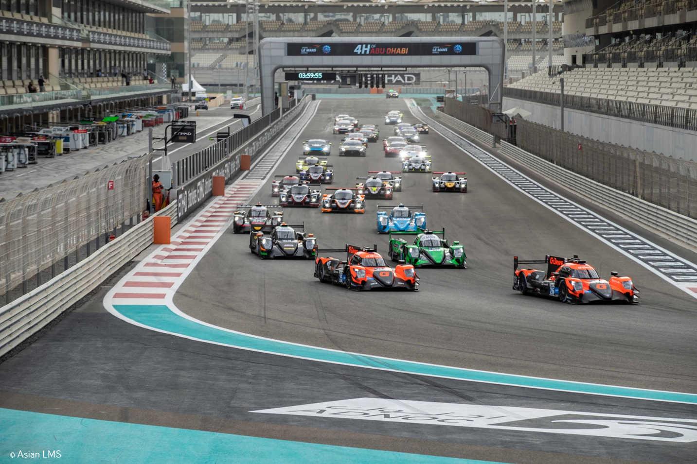 Abu Dhabi : Jota s'impose sur le fil, le titre pour G-Drive Racing ! - Endurance-Info