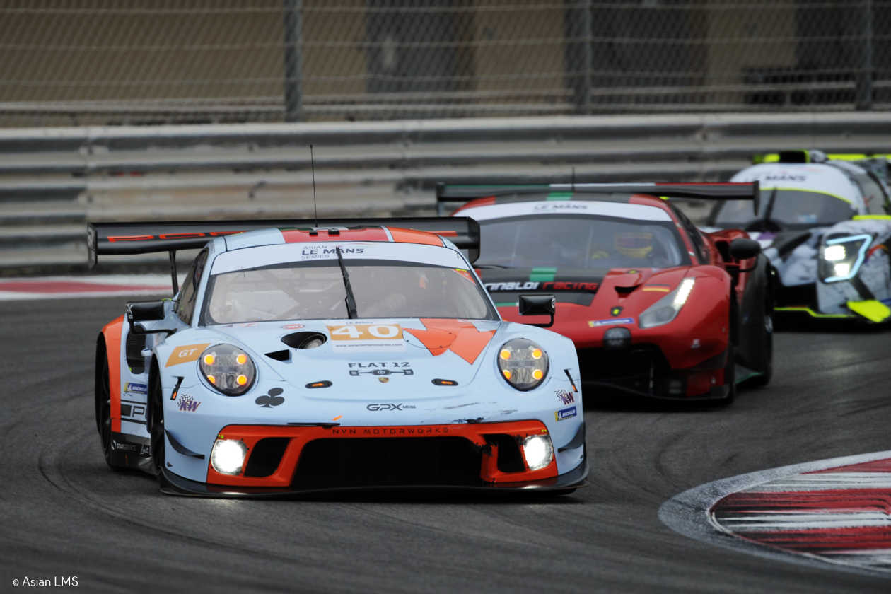 GPX Racing ne valide pas son invitation au Mans - Endurance-Info