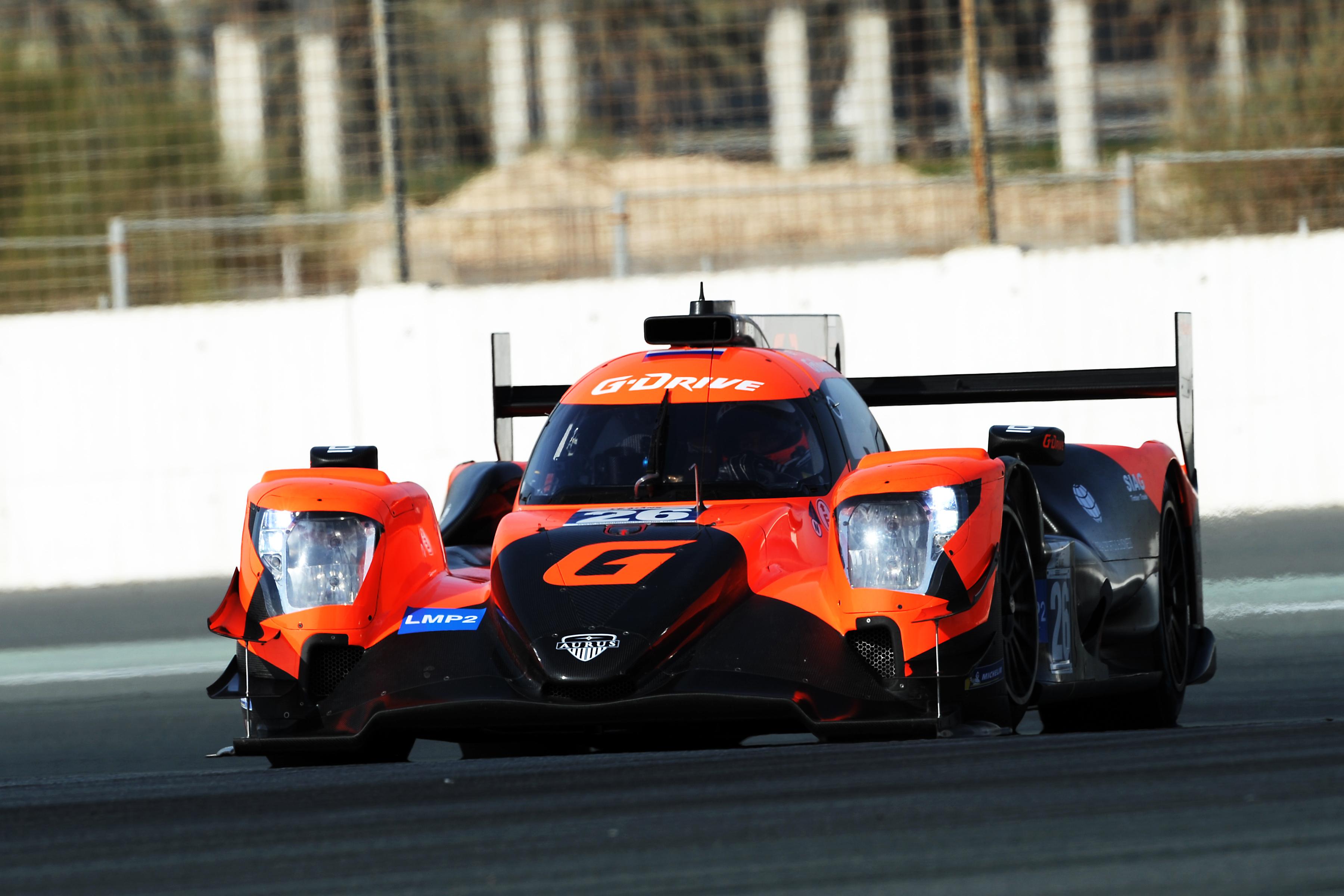 Dubai, course 1 : G-Drive Racing s'impose devant Jota et Phoenix Racing - Endurance-Info