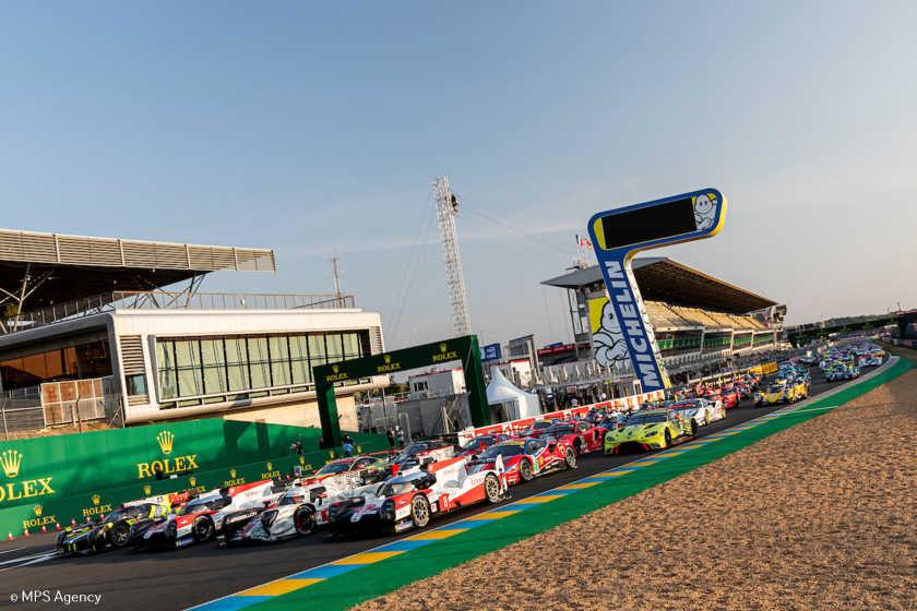 Les 24 Heures du Mans reportées aux 21 et 22 août ! - Endurance-Info